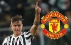 XONG! CEO xác nhận, rõ cơ hội Man Utd ký HĐ Paulo Dybala