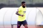 Hạ giá một nửa, Barca mở cửa cho M.U đón Umtiti