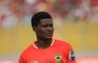 'Tôi sẽ là cầu thủ Ghana đầu tiên khoác áo Man Utd'