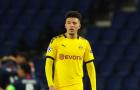 Jadon Sancho ra điều kiện gia nhập Man United