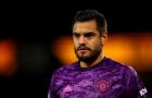 Sergio Romero chuẩn bị khăn gói rời khỏi Man Utd