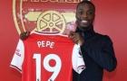 Jose Mourinho đã chứng minh điều đúng đắn về Nicolas Pepe ở Arsenal