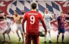 Lewandowski là cầu thủ đầu tiên sau Messi, Ronaldo làm được điều này