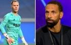 Barca thua thảm, Ferdinand chỉ trích một cái tên