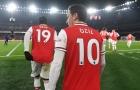 Arteta 'nắn gân' Pepe và Ozil sau chiến thắng tưng bừng của Arsenal