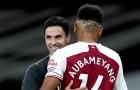 Mikel Arteta: 'Tôi thấy Arsenal đã bỏ cuộc...'