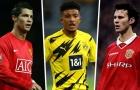 'Bản HĐ đó có thể là Giggs hoặc Ronaldo mới của Man Utd'