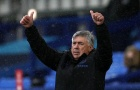 Carlo Ancelotti: 'Everton không cùng đẳng cấp với Liverpool'