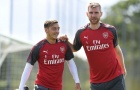 'Mesut Ozil đã không còn chú tâm tới bóng đá'