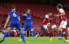 4 thông số khiến Arsenal run rẩy trước chuyến đi tới OTF