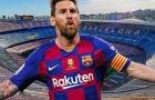Barcelona sẽ chiêu mộ Neymar, SVĐ Camp Nou đổi tên thành Messi