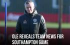 XONG! Man Utd mất 4 cái tên trận đấu gặp Southampton