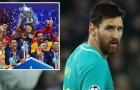 Năm tới, Lionel Messi có thể là cầu thủ của Paris Saint-Germain