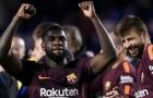 10 năm qua, Barca đã mua về 10 trung vệ