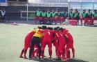 HLV Vũ Hồng Việt muốn U16 Việt Nam được tập huấn ở nước ngoài