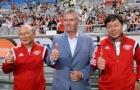 Điểm tin bóng đá Việt Nam sáng 13/10: Bộ đôi người Hàn hứa chung tay giúp bóng đá Việt Nam