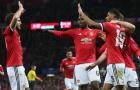 MU đầu bảng C1: Mourinho đã sẵn sàng hạ Man City