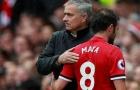 Tại sao Mourinho quá bất công với Juan Mata?