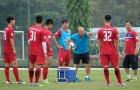 U23 Việt Nam tập đá 4 hậu vệ: Hãy thay đổi để thành công