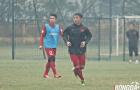 Tiến Dũng trở lại: Cứu cánh cho hàng thủ U23 Việt Nam