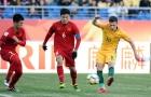 Người Australia trả giá đắt vì coi thường U23 Việt Nam