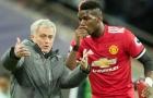 MU dẹp loạn: Pogba run rẩy và cú trừng mắt của Mourinho