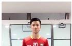 Tuyển thủ U23 Việt Nam phấn khích với chiến thắng tại AFC Cup 2018