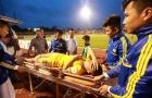 'Bão chấn thương' càn quét CLB SLNA
