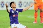Đức Huy gặp khó trong cuộc đua giành suất đá chính ở Hà Nội FC