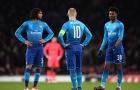 Hãy gọi Arsenal là 'vua thất bại' trên sân nhà ở vòng knock-out