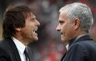 Đại chiến MU vs Chelsea: Conte đen, Mourinho cũng không đỏ