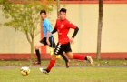 Quang Thanh ghi bàn giúp Long An cầm hòa XSKT Cần Thơ