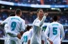 Thua khi phong độ cao, Real Madrid tính buông La Liga?