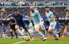 Man City phá vỡ 'khối bê tông' Chelsea bằng số đường chuyền kỷ lục