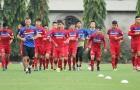 ĐT Việt Nam có 4 ngày để chuẩn bị cho trận đấu với Jordan