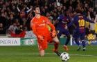 Bị Messi 'xỏ kim' đến 2 lần, Courtois lên tiếng phân bua trước truyền thông