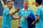 CLB Thanh Hóa bảo vệ HLV Marian Mihail trước trận gặp TPHCM