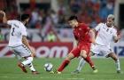 Việt Nam là đại diện duy nhất ĐNÁ giành vé dự VCK Asian Cup 2019 ở vòng loại thứ 3
