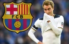 Iniesta sắp về hưu, Barca quyết tậu chân chuyền của Spurs thay thế