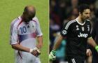 Buffon: Có thể tôi sẽ kết thúc sự nghiệp giống như cách Zidane đã từng
