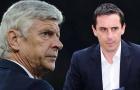 Gary Neville: 'Sir Alex từng phải thay đổi để đối phó Arsene Wenger'