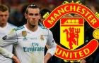 NÓNG: Real sẵn sàng bán Gareth Bale cho Man Utd với 1 điều kiện
