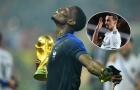 Ibrahimovic ngả mũ trước màn trình diễn của Pogba trong trận chung kết