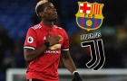 SỐC: Không chịu thua Barca, Juve phá két chi 133 triệu bảng giành siêu sao MU