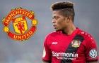 MU bung két 40.5 triệu euro mua sao trẻ Leverkusen về thay Martial?