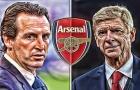 'Không có sự khác biệt nào giữa Unai Emery và Arsene Wenger'