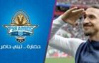 Rời MLS, Ibrahimovic khăn gói sang châu Phi thi đấu?