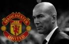 Đây, lý do khiến Zidane không thể thay thế Mourinho ở Man Utd