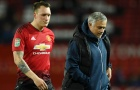 'Jose Mourinho đã quên nói điều này trong giờ giải lao'