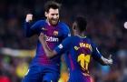 Messi đề nghị Barca dùng Dembele đổi lấy ngôi sao 23 tuổi của PSG